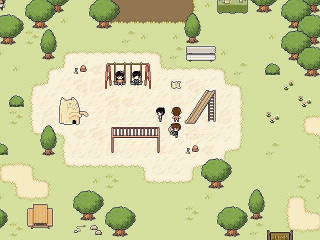 Omori Game Guide Back On The Playground