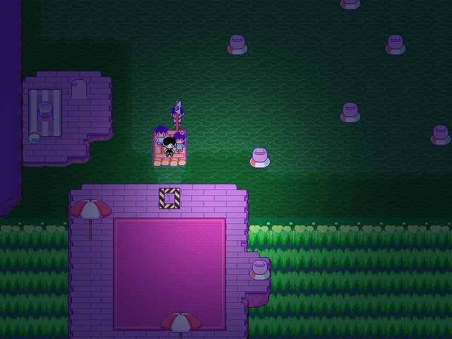Omori Game Guide - Finally out of the waterfall puzzle