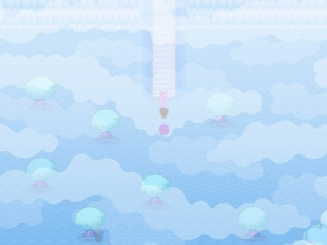 Omori Game Guide Getting Back Into The Water Waterfall