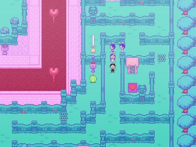 Omori Game Guide Hedge Maze Searching For A Password