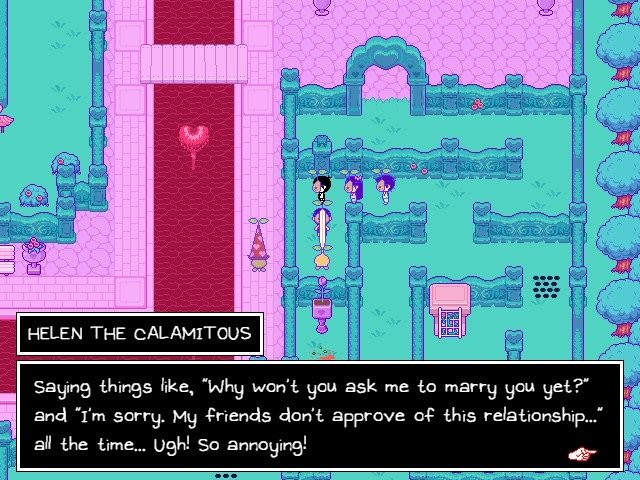 Omori Game Guide Helen The Calamitous Ask Me To Marry