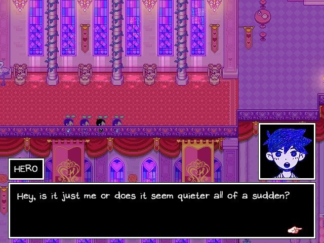 Omori Game Guide Hero It Seem Quieter All Of A Sudden