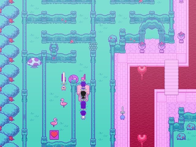 Omori Game Guide One More Laser To Go