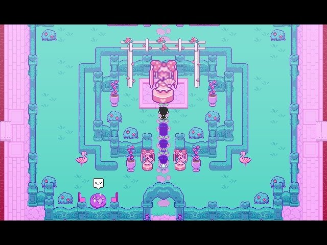 Omori Game Guide Sweet Hearts Castle Garden