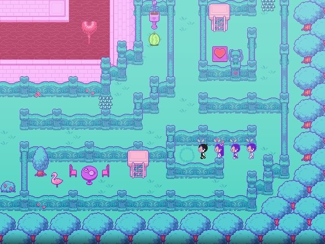 Omori Game Guide There Is a Indent In The Ground