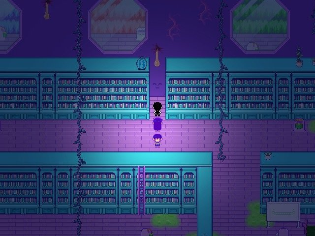 Omori Game Guide - There is a face on the wall