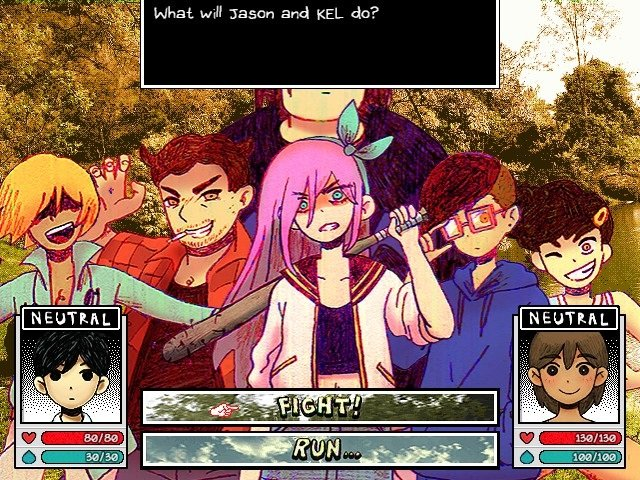 Omori Game Guide What Will Jason And Kel Do
