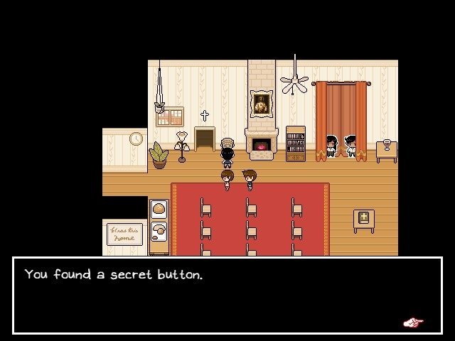 Omori Game Guide You Found A Secret Button