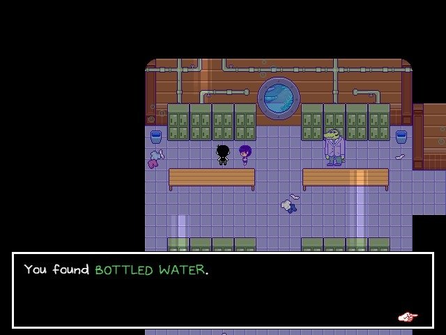 Omori Game Guide You Found Bottled Water