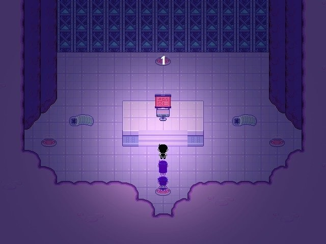Omori Game North Teleport With Two Worms Port 1