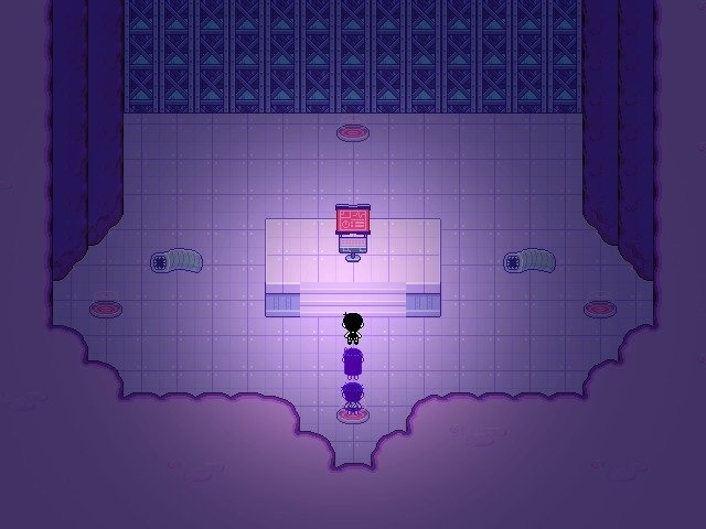 Omori Game Red Teleporter Opens Up
