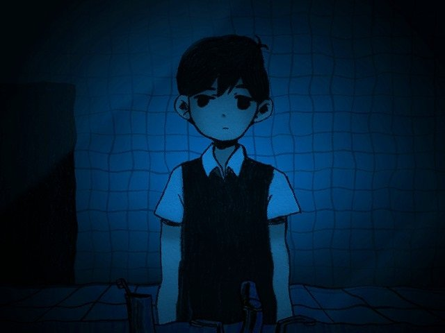 Omori Game Screen Main Character