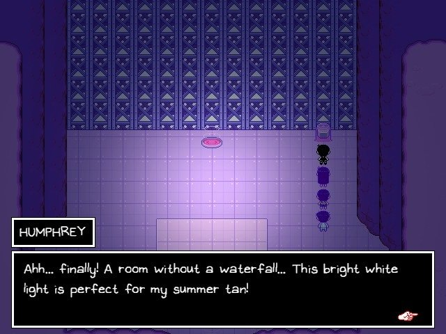 Omori Game Walkthrough Guide Humphrey A Room Without A Waterfall