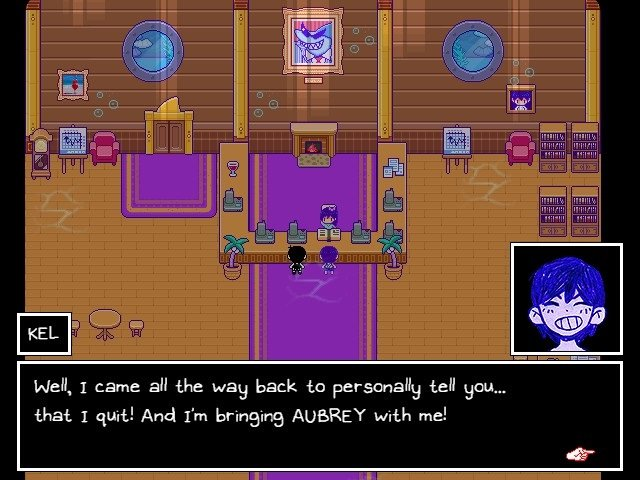 Omori Game Walkthrough Guide Kel I Am Aubrey With Me