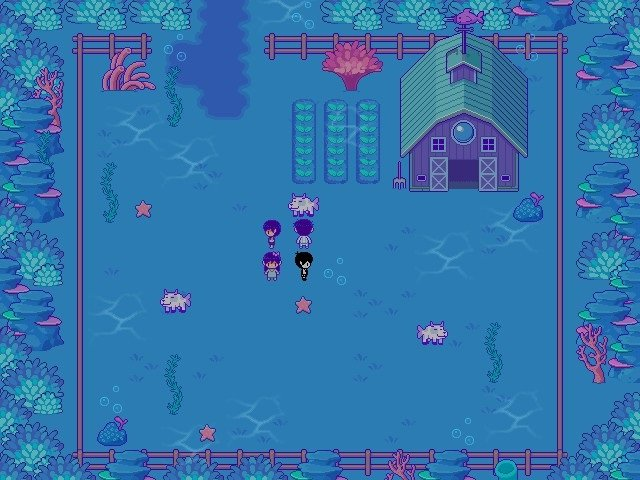 Omori Game Walkthrough Guide Take Out All The Squizzard On The Farm