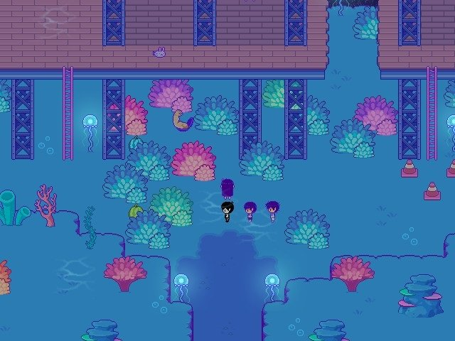Omori Game Walkthrough Guide The Fish Bunnies Will Be Defeated By Kel