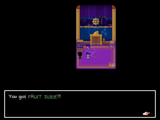 Omori Game Walkthrough Guide You Got Fruit Juice