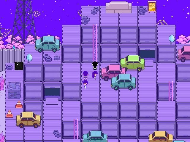Omori Game Wiki Containers And Cars