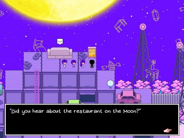 Omori Game Wiki Did You Hear About The Restaurant On The Moon
