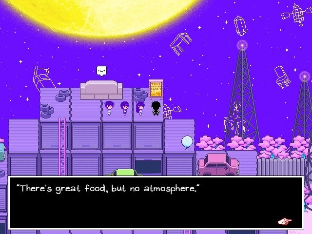 Omori Game Wiki Great Food But No Atmosphere