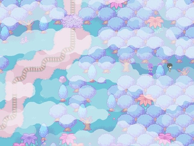 Omori Game Wiki Pyrefly Forest Going East