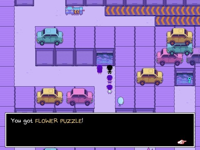 Omori Game Wiki You Got Flower Puzzle