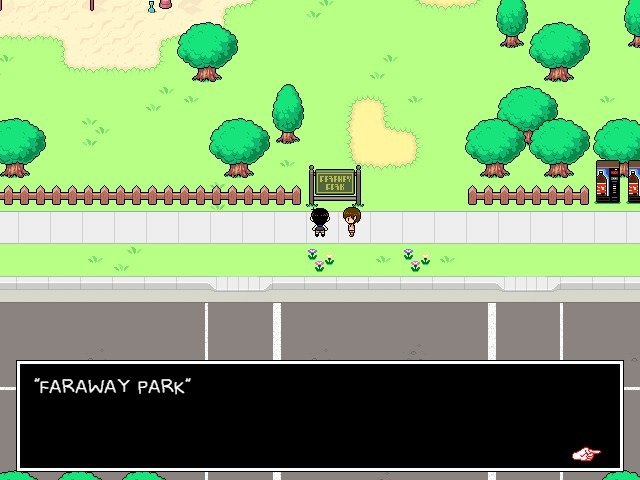 Omori Video Game Faraway Park 009