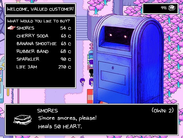 Omori Video Game Hero Discount Smores