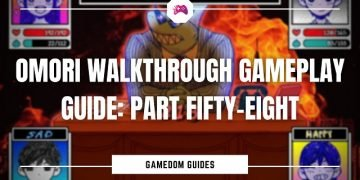 Omori Walkthrough Gameplay Guide Part Fifty-Eight