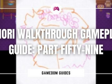 Omori Walkthrough Gameplay Guide Part Fifty-Nine