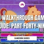 Omori Walkthrough Gameplay Guide Part Forty-Nine