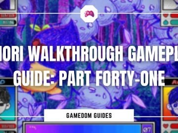 Omori Walkthrough Gameplay Guide Part Forty-One