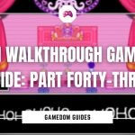 Omori Walkthrough Gameplay Guide Part Forty-Three