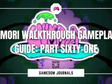 Omori Walkthrough Gameplay Guide Part Sixty-One