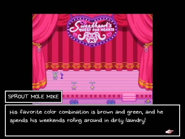 Omori Walkthrough Gameplay Sprout Mole Mike His Favorite Color Combination