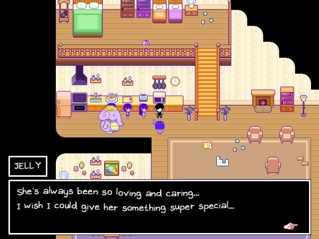 Omori Walkthrough Jelly Is Always Been So Loving And Caring