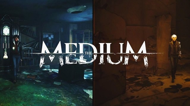 The Medium Game Dual Reality Mirrored