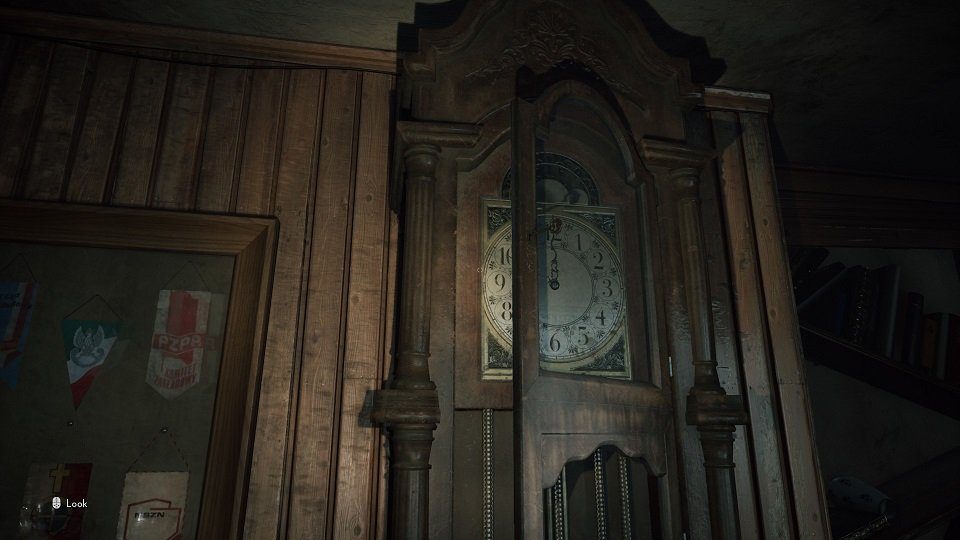 The Medium Game Guide - Grandfather Clock