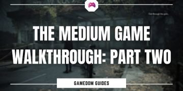The Medium Game Walkthrough Part Two