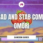 The Sad And Stab Combo In Omori