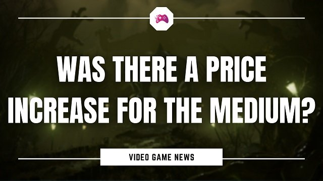 Was There A Price Increase For The Medium