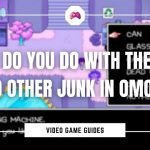 What Do You Do With The Cans And Other Junk In Omori