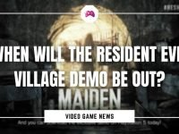 When Will The Resident Evil Village Demo Be Out