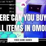 Where Can You Buy Or Sell Items In Omori