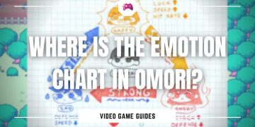 Where Is The Emotion Chart In Omori