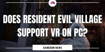 Does Resident Evil Village Support VR On PC