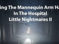 Escaping The Mannequin Arm Hallway In The Hospital - Little Nightmares II Small