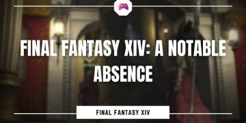 Final Fantasy XIV A Notable Absence