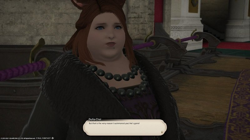 Final Fantasy XIV - Dullai-Chai - But that is the very reason I summoned you