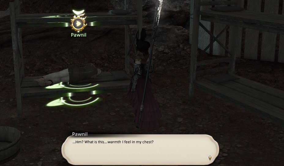 Final Fantasy XIV - Pawnil - What is this warmth I feel in my chest